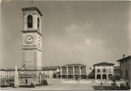 TRAVAGLIATO - PIAZZA DELLA LIBERTA' - Brescia