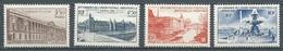 France YT N°780/783 Union Postale Universelle Neuf ** - Unused Stamps