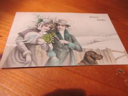 Mooie Fantasiekaart, Edit V K Vienne - Fantaisies