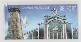 "FRANCE - Bloc Souvenir N° 89 - Neuf Sous Blister - ""Belfort"" - - Sheetlets"