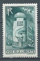France YT N°788 Voie De La Liberté Neuf ** - Unused Stamps
