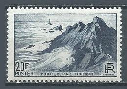 France YT N°764 Pointe Du Raz Neuf ** - Unused Stamps