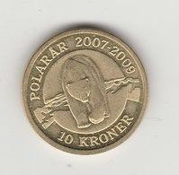 10 COURONNES 2007 CONTES DE FEE - Denmark