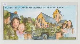 """FRANCE - Bloc Souvenir N° 93 - Neuf Sous Blister - """"70 ème Anniversaire Du Débarquement -  6 Juin 1944"""" - - Sheetlets"""