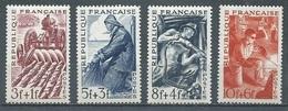 France YT N°823/826 Série Des Métiers Neuf ** - Unused Stamps