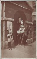 Royaume-uni Londres London   Horse Guards, Whitehall - London