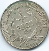 Brazil - 1926 - 2000 Réis - KM526 - Brazil