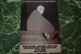 1 Carte Postale Fest.cinema Fantastique PORTO - Cinema