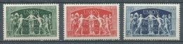 France YT N°850/852 Union Postale Universelle Neuf ** - Unused Stamps