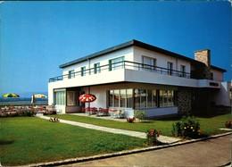 Ansichtskarte Wauwil Gasthaus Wendelin, Gaststätte Mit Außenbereich 1993 - LU Lucerne