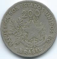 Brazil - 1901 - Liberty - 200 Réis - KM504 - Brasile