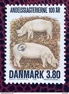 DANEMARK 1987 1 V Neuf ** MNH Pig Of Danmark Denmark - Francobolli
