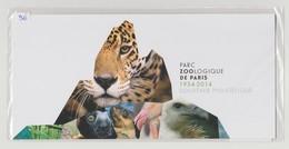 """FRANCE - Bloc Souvenir N° 96 - Neuf Sous Blister - """"Parc Zoologique De Paris  1934-2014"""" - - Sheetlets"""