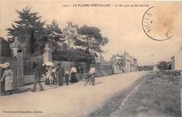 ¤¤  -  PREFAILLES   -  LA PLAINE   -   Le Village De Quirouard   -  ¤¤ - Préfailles