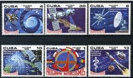 1980 CUBA SET MNH ** - Cuba