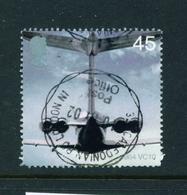 GREAT BRITAIN  -  2002 Jet Aviation 45p Used As Scan - Gebruikt