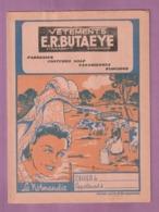 RARISSIME : PROTEGE CAHIER VETEMENTS BUTAEYE - DUNKERQUE - ILLUSTRATION : NORMANDIE - ILLUSTRATEUR : LEVOIR - Book Covers