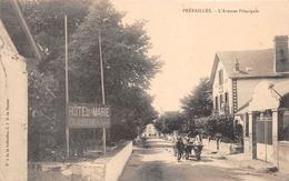¤¤  -  PREFAILLES   -   L'Avenue Principale   -  Hôtel Sainte-Marie   -  ¤¤ - Préfailles