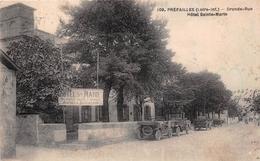 ¤¤  -  PREFAILLES   -   Le Grande-Rue    -  Hôtel Sainte-Marie   -  ¤¤ - Préfailles