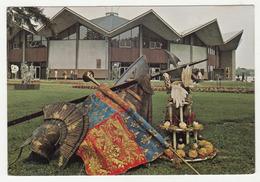 Shakespearian Festival Theatre, Stratford Ontario Postal Stationery Postcard Posted 1974 Saint Williams Pmk B200601 - Ontario