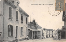 ¤¤  -  PREFAILLES   -   Le Grande-Rue    -  Le Grand-Bazar  -  ¤¤ - Préfailles