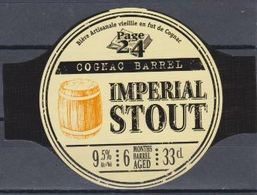 Etiquette (label) De Biere Française  ( Beer, Cerveza, Birra, Bier);Micro-Brasserie Page 24 - Bière