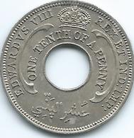 British West Africa - 1936 - Edward VIII - ⅒ Penny - KM14 - Colonie