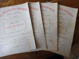 CELLE QUI S'EN VA , Par Marion Gilbert (roman)  - Illustrations De  J. SIMONT  (année 1921) - Autres