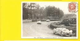 LE MANS Un Virage Au Circuit Des 24 Heures (Gaby) Sarthe (72) - Le Mans