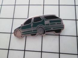 115A Pin's Pins / Beau Et Rare / THEME : AUTOMOBILES / CITROEN AX VERT BOUTEILLE Par STARPIN'S - Citroën