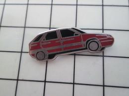 115A Pin's Pins / Beau Et Rare / THEME : AUTOMOBILES / CITROEN BX ROUGE SANG Par STARPIN'S - Citroën