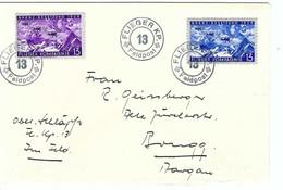 SUISSE 1939:  CP Militaire Pour Brugg (AG)  B à TB - Documents