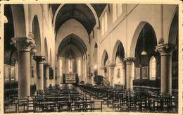 028 071 - CPA - Belgique - Essen - St-Antonius Kerk. Binnenzicht - Essen