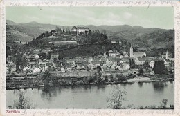 OLD POSTCARD AUSTRIA SLOVENIA - SEVNICA - VIAGGIATA PRIMI '900 - P58 - Slovénie