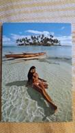 CPM POLYNESIE FRANCAISE BEAUTE DES ILES PIN UP ?   PHOTO CHRISTIAN ERWIN 218 - Polynésie Française