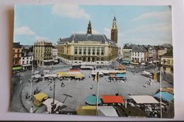 Charleroi - Place Charles II Et Hotel De Ville - Charleroi