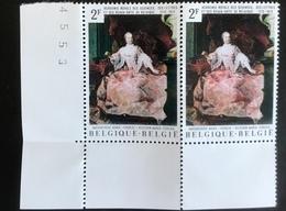 België - Belgique - MNH - Ref B1/16 - 1972 - Michel Nr 1710 - Academie Royale De Belgique - Belgium