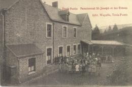 """TROIS PONTS""""PENSIONNAT ST.JOSEPHJ ET LES ELEVES""""EDIT.WAYAFFE - Trois-Ponts"""