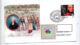 Lettre Entiere 37 C Collins Cachet Port Pirie Exposition Illustré - Entiers Postaux