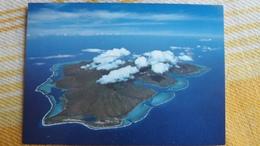 CPM POLYNESIE FRANCAISE MOOREA L ILE SOEUR DE TAHITI   PHOTO CHRISTIAN ERWIN  170 - Polynésie Française