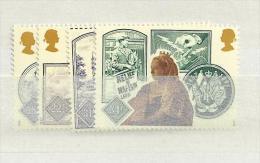 1987 MNH GB, UK, Postfris - 1952-.... (Elizabeth II)