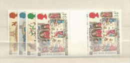 1986 MNH GB, UK, Postfris - 1952-.... (Elizabeth II)