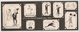 Pub - Illustrateur JACQUES FAIZANT - MAGNOSCORBOL /  SES VIEUX LES PLUS ARDENTS POUR 1960 C363 - Advertising