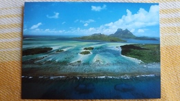 CPM POLYNESIE FRANCAISE BORA BORA   PHOTO CHRISTIAN ERWIN 422 - Polynésie Française
