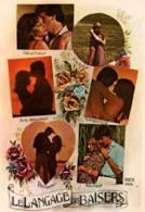CPM - FANTAISIE - LANGAGE Des BAISERS - Couples Amoureux … Edition Lyna - Coppie