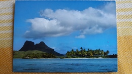 CPM POLYNESIE FRANCAISE BORA BORA   PHOTO CHRISTIAN ERWIN 329 - Polynésie Française