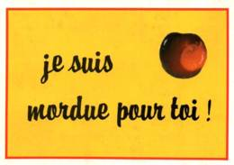 CPM - ILLUSTRATION ALEXANDRE - Série Expressions Fruits - Edition LYNA Paris /N°937-4 - Alexandre
