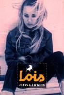 """CPM - MODE - PUBLICITE JEANS """"LOIS"""" (Femme Qui Pose) - Edition Pub - Moda"""