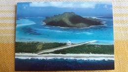 CPM POLYNESIE FRANCAISE MAUPITI PHOTO CHRISTIAN ERWIN 342 - Polynésie Française