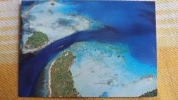 CPM POLYNESIE FRANCAISE RANGIROA LA PASSE DE AVATORU PHOTO CHRISTIAN ERWIN 263 - Polynésie Française